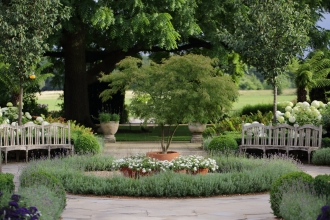 The Grove Formal Garden