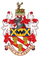 Harpenden Town Council crest