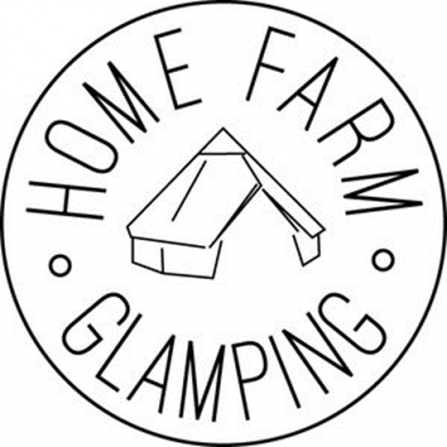 Home Farm Glamping Logo