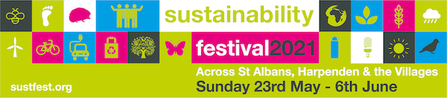 Sustainable St Albans Banner 2021